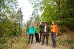 Am Urftarm des Obersees - Integrative Wanderungen ohne gebärdensprachlicher Begleitung