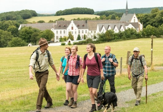 Rangertour: Abtei Mariawald