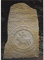 Alveradis-Gedenkstein