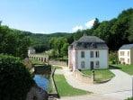 Barocke Schlossanlage Weilerbach