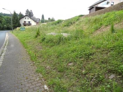 Baugrundstück (voll erschlossen) am Ortseingang des Ferienortes