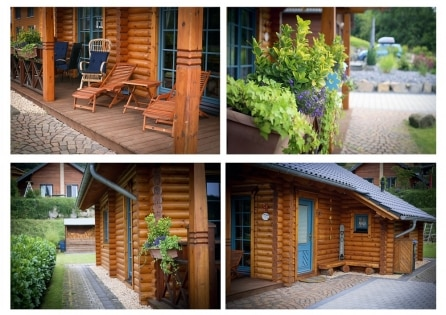 Blockhaus Waldsee Rieden****