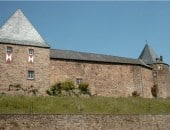 Burg Untermaubach.