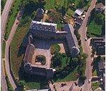 Burganlage Maubach
