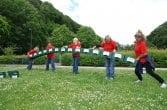 Das Naturlabyrinth- Teambuilding im Irrgarten