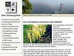 Der Lieserpfad - von Daun nach Wittlich