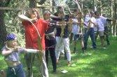 Die Original Eifeler Ritterspiele - NEU! Mit Katapultbau und 3D Bogenschießen!!!