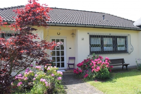 Eifelferienhaus Christine Lissendorf