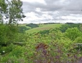 Eifellandschaft bei Kronenburg nähe Stadtkyl