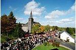 Erntedankfest in Mützenich