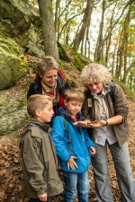 Familientag Einruhr im Nationalpark Eifel