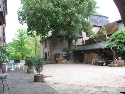 Ferienhaus auf der Oberburg Lissingen
