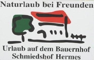 Ferienwohnung Fliederblick**** auf dem Schmiedshof