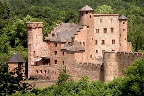 Ferienwohnungen Schloss Hamm