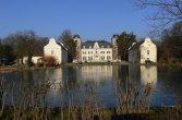 Floßbau auf Burg Flamersheim