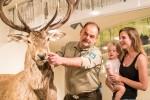 """Führung mit dem Ranger durch die Erlebnisausstellung """"Wildnis(t)räume"""""""