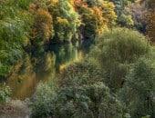 Herbst beim Ulmener Maar