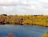 Herbststimmung am Gemündener Maar