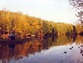 Herbststimmung im Biesbachtal