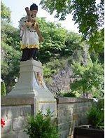 Johannes von Nepomuk Statue Neuerburg