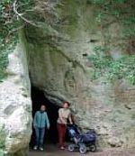 Kartstein und Kakushöhle