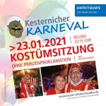 Kesternicher Karneval - Online-Sitzung