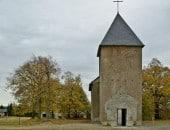 Kirche St. Rochus in Wollseifen, ein Ort der Stille, dennoch sehr sehenswert