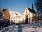 Kloster Mariawald im Winter