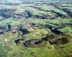 Luftaufnahme von Manderscheid