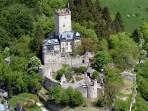 Luftbild Burg Kerpen