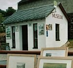 Museum in der Wartehalle