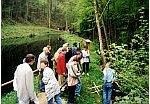 Natur entdecken auf dem Naturerlebnispfad St. Thomas
