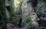 Naturdenkmal Teufelsschlucht am Rand des Ferschweiler Plateaus