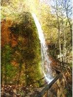 Naturdenkmal Wasserfall von Dreimühlen