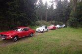 Oldtimer Rallye in der Eifel