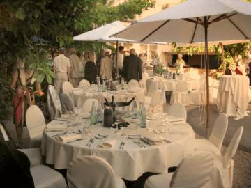 Restaurant Vulcano im Hotel Lindenhof