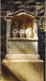Römische Tempelanlage
