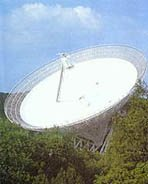 Rund um das Radioteleskop