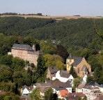 Schloss mit Schlosskirche