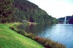 Stausee in Bitburg