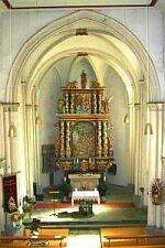 Wallfahrtskirche Fraukirch