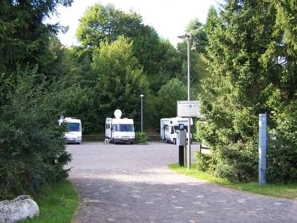 Wohnmobilhafen Nettersheim