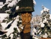 Wolfgartens Waldschrat im Winter