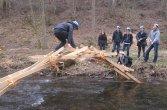 team Projekt Brückenbau